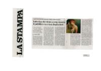 Indovina chi viene a cena - La Stampa 05_03_09