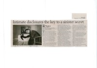 Intimate disclosures - The Age 13_06_00