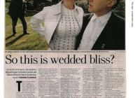 So this is wedded bliss - The Age 3_9_03